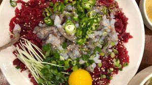 รีวิว ปลาหมึกดิ้นๆ และเนื้อดิบ ความอร่อยที่ลงตัว ณ เกาหลี