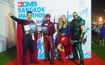 "MONO29 รวมพลฮีโร่ลุยงาน ""BDMS Bangkok Marathon 2018″"