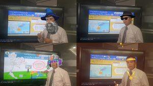 อธิบดีกรมอุตุฯ เผยแล้ว หลังแอดมินมือลั่นติดสติ๊กเกอร์ ระหว่างรายงานอากาศ