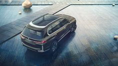 เปิดตัวรถครอบครัวกึ่งสปอร์ตBMW Concept X7 iPerformance พี่ใหญ่แห่งตระกูล x