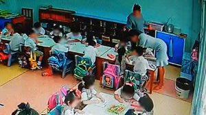 โรงเรียนสั่งไล่ออก 4 ครูทำร้ายเด็กนักเรียนแล้ว