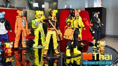 Kingdom Come Channel ตอนที่ 11 DESIGNER TOYS