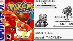 Pokemon ภาคคลาสสิค Red,Green,Blue กำลังจะกลับมาบน 3DS !