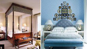 10 ไอเดียแต่งห้องนอน ให้สวยด้วยม้านั่งปลายเตียง