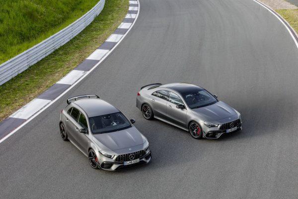 Mercedes-AMG A 45 & CLA 45