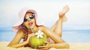 ประโยชน์ของการดื่มน้ำมะพร้าว