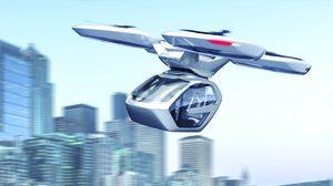 Audi เตรียมทดสอบ Flying taxi ตัวต้นแบบที่ Ingolstadt Airspace