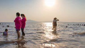 จ.ลพบุรี ก็มี ทะเลน้ำจืด บ้านมะนาวหวาน ที่เที่ยวใหม่ใก้ลเขื่อนป่าสักชลสิทธิ์