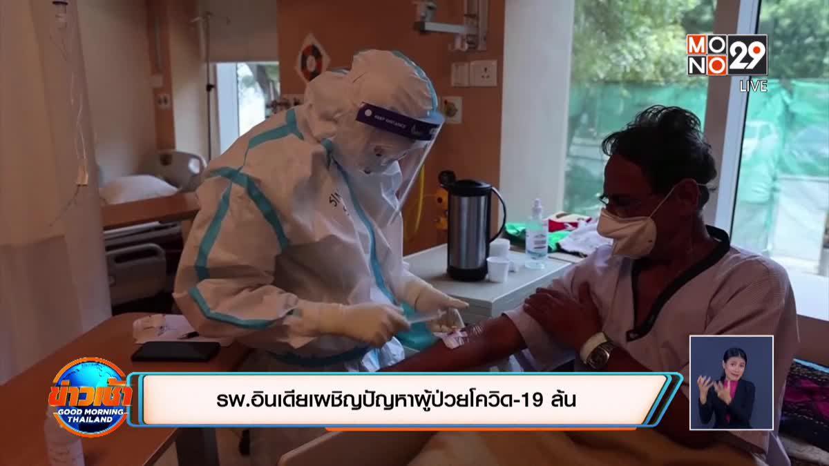 สถานการณ์ไวรัสโควิด-19 ในต่างประเทศ 08-09-63