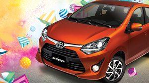 2017 Toyota Wigo โฉมใหม่ เปิดตัวเเล้วที่ ฟิลิปปินส์