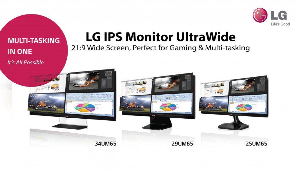 LG UM65 LG IPS Monitor UltraWide