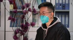 'พยาบาลหนุ่ม' เผยประสบการณ์ 'ในห้องไอซียู' กลางอู่ฮั่น ทุ่มทำงานต้านไวรัสร้าย