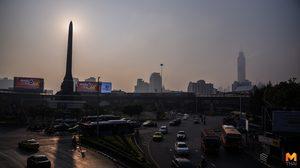 เช้านี้ฝุ่น PM 2.5 ในกรุงเทพฯเกินค่ามาตรฐาน 6 พื้นที่