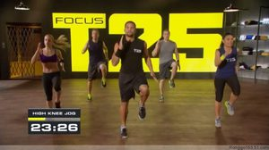 T25 ออกกำลังกาย แค่วันละ 25 นาที หุ่นเฟิร์มได้!