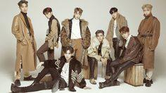 ATEEZ บอยแบนด์ K-POP หน้าใหม่ กลับมาพร้อมซิงเกิ้ล 'Say My Name'