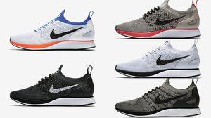 รองเท้าวิ่งจากยุค 80 Nike Air Zoom Mariah Flyknit Racer อัพเกรดวัสดุระดับพรีเมี่ยม