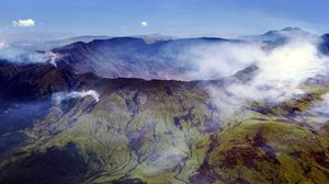 ภูเขาไฟระเบิด สามารถทำให้โลก ไม่มีฤดูร้อนได้