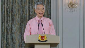 ทูลกระหม่อม ทรงชื่นชม นายกฯ สิงคโปร์ จัดการโควิด-19 ได้อย่างมีประสิทธิภาพ