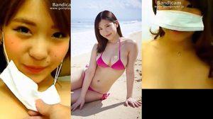 หลุดแล้ว คลิปฉาว Yuriko Ishihara กราเวียร์ไอดอลสาวคัพ F