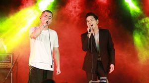โต๋ ศักดิ์สิทธิ์ โชว์สกิลภาษาจีน! ร่วมร้องเพลงกับนักร้องดัง Joshua Jin
