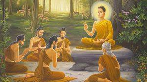 วันอาสาฬหบูชา พระพุทธเจ้าแสดงพระธรรม ครั้งแรก