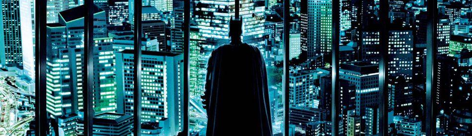 The Dark Knight แบทแมน อัศวินรัตติกาล