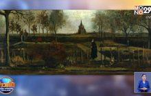 ภาพวาดแวนโก๊ะถูกขโมยที่พิพิธภัณฑ์เนเธอร์แลนด์