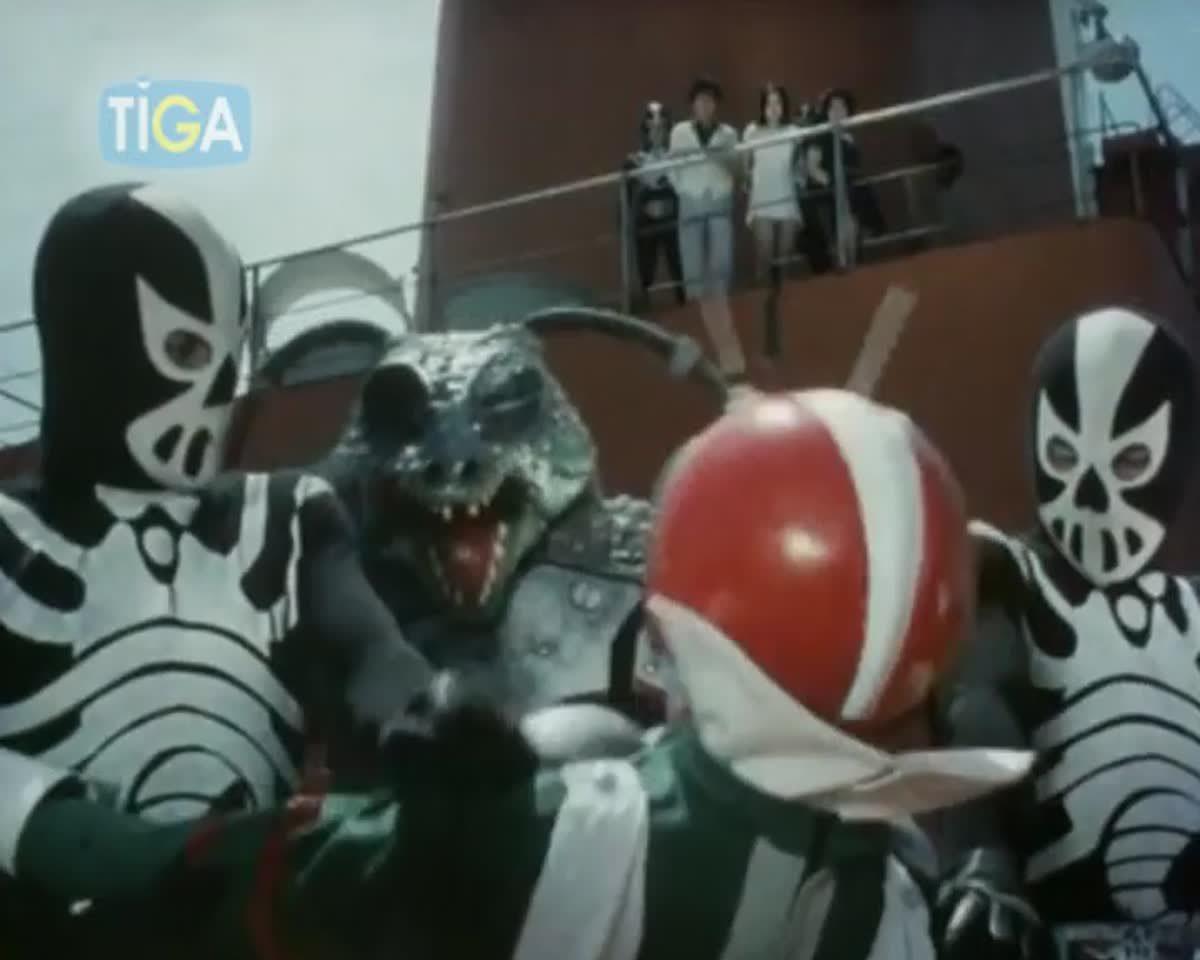 Masked Rider V3 ตอนที่ 21-1