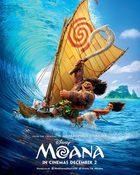 Moana ผจญภัยตำนานหมู่เกาะทะเลใต้