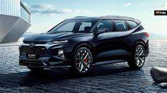 เผยโฉม Chevrolet FNG CarryAll Concept รถต้นแบบลุยตลาดแดนมังกร