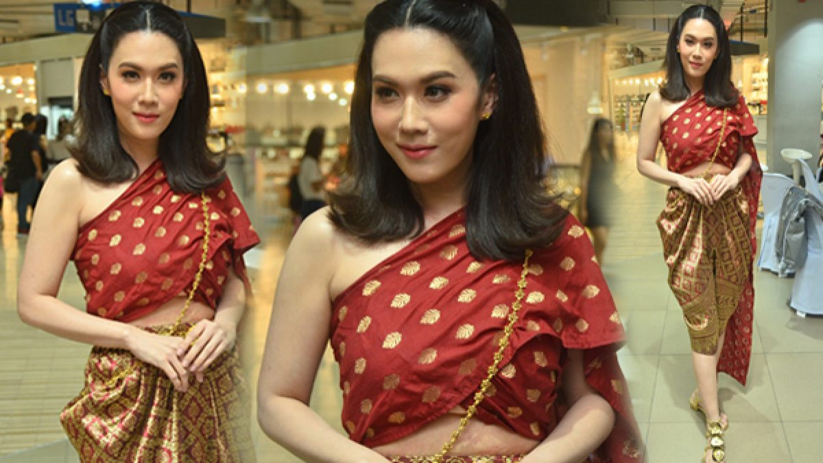 โอ้โห...ออเจ้า!! เมย์ ปทิดา แต่งชุดไทย สวยจนต้องตะลึง