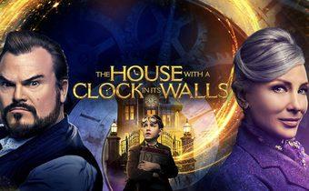 The House with a Clock in Its Walls บ้านเวทมนตร์และนาฬิกาอาถรรพ์