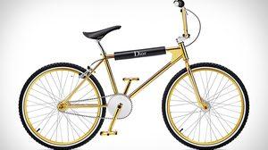 กล้าถีบมั้ย! DIOR X BOGARDE จักรยานสีทองอร่ามสุดไฮเอนด์มาพร้อมราคาที่แพงหูดับ