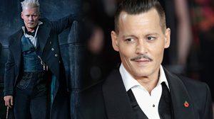 แฟนคลับบางส่วนไม่พอใจ!! จอห์นนี เดปป์ รับบทเด่นในหนัง The Crimes of Grindelwald
