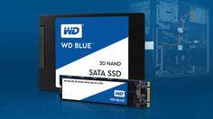 Western Digital เปิดตัว SSD ที่มาพร้อมชิป NAND แบบสามมิติ 64 เลเยอร์ ครั้งแรกของโลก