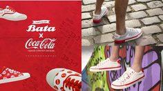Bata Heritage จับมือ Coca-Cola เปิดตัวรองเท้าดีไซน์สุดคูล เพียง 438 คู่ในประเทศไทย