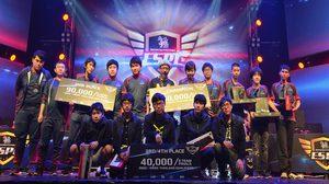 Alpha Blue คว้าแชมป์ Singha E-Sport Pro League อัด Red 2 เกมรวด