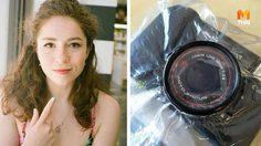 จะเกิดอะไรขึ้น!! เมื่อ ช่างภาพสาว ท้าทายฝีมือตัวเอง ด้วย กล้องราคาเพียง 35 บาท