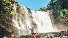 น้ำตกเหวอีอ่ำ สัมผัสความงดงามอลังการในป่าใหญ่ จ.ปราจีนบุรี