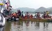 เรือล่มในอินเดีย ตาย 4 สูญหาย 40