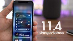 Apple ปล่อยอัพเดต iOS 11.4 เน้นด้านระบบเสียง และแก้ไขบั๊ก