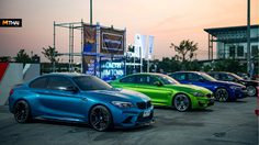 BMW จัดงาน #BIMMERMEET3 ครั้งใหญ่ในประวัติศาสตร์ ปีที่ 3