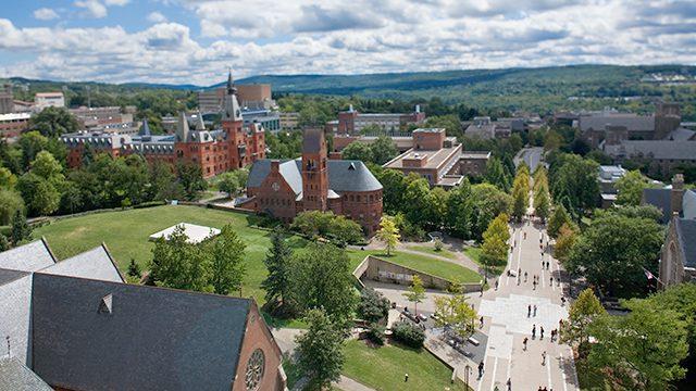 มหาวิทยาลัยคอร์เนล (Cornell University)