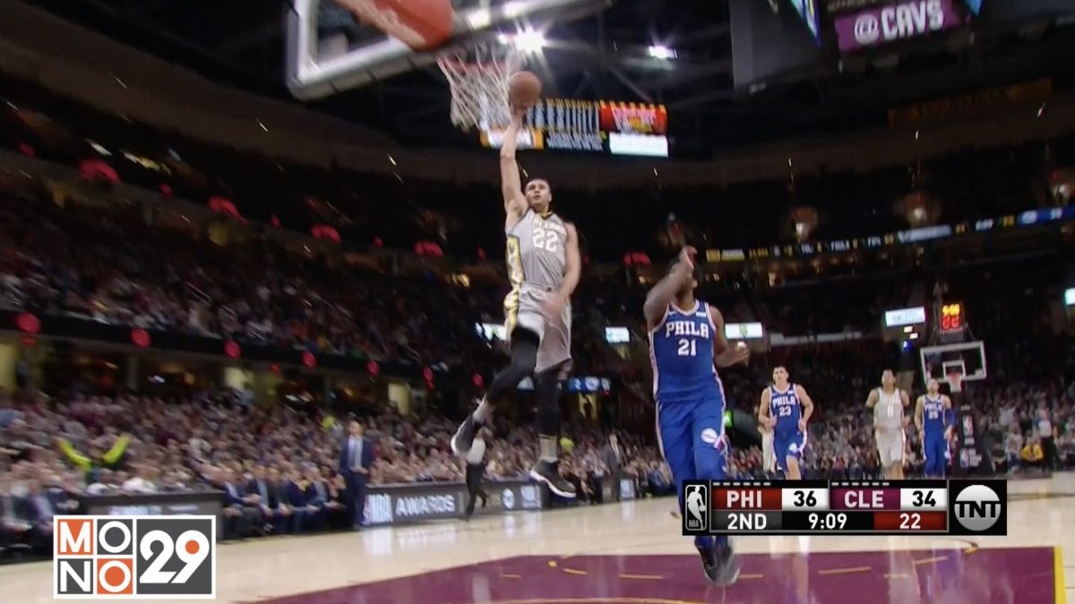 Highlight Philadelphia 76ers VS Cleveland Cavaliers