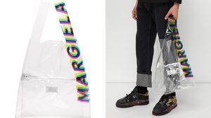 ถุงช้อปปิ้งสุดคูลจาก Maison Margiela เปิดตัวที่ราคาเบาๆ เพียง 12,000 บาท!!