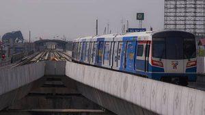 นั่งฟรี รถไฟฟ้าบีทีเอสส่วนต่อขยาย สายสีเขียว-สายสีลม