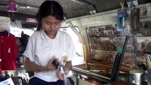 เด็กหญิง ป.6 สกิลอย่างเทพ ถอดและประกอบปืนอย่างคล่อง !!