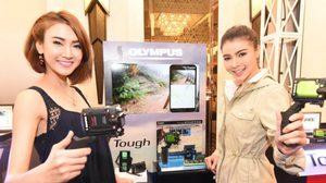 Olympus เปิดตัว Stylus TG-Tracker กล้องถ่ายภาพแอ็คชั่นพร้อมลุย