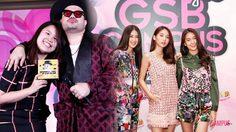 """โอ๊ต ปราโมทย์ ควง เจลาโต้ ให้กำลังใจ """"GSB GEN CAMPUS STAR 2018"""""""