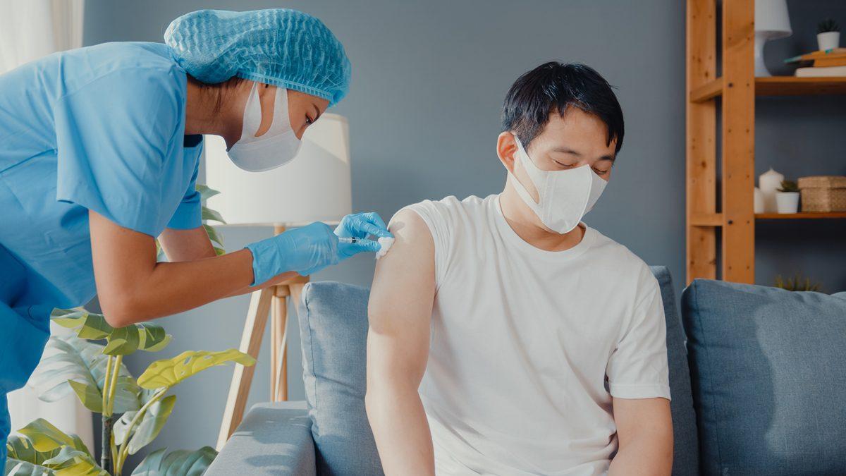 เช็คสัญญาณเตือน! ลิ่มเลือดอุดตัน หลังจากฉีดวัคซีนโควิด 19